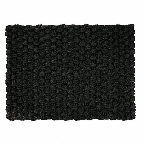pad TYPE In/Outdoor Teppich black, 55x75cm