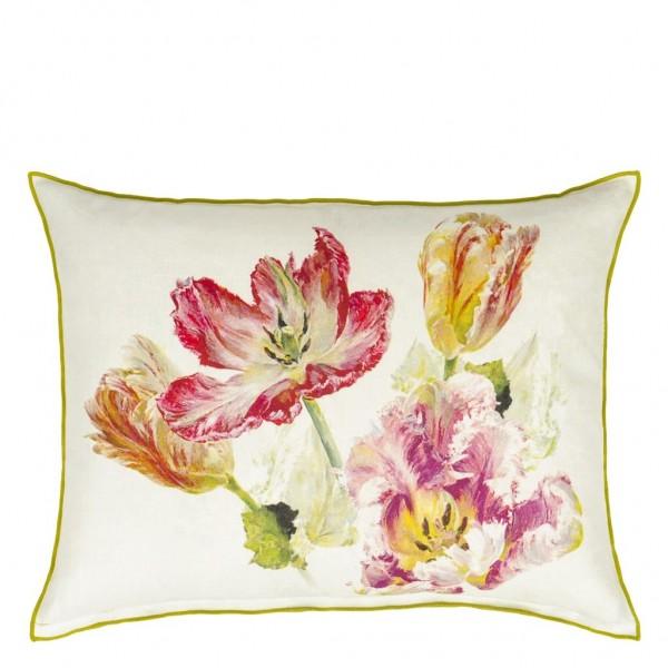 Spring Tulip Buttermilk Kissen 60x45cm