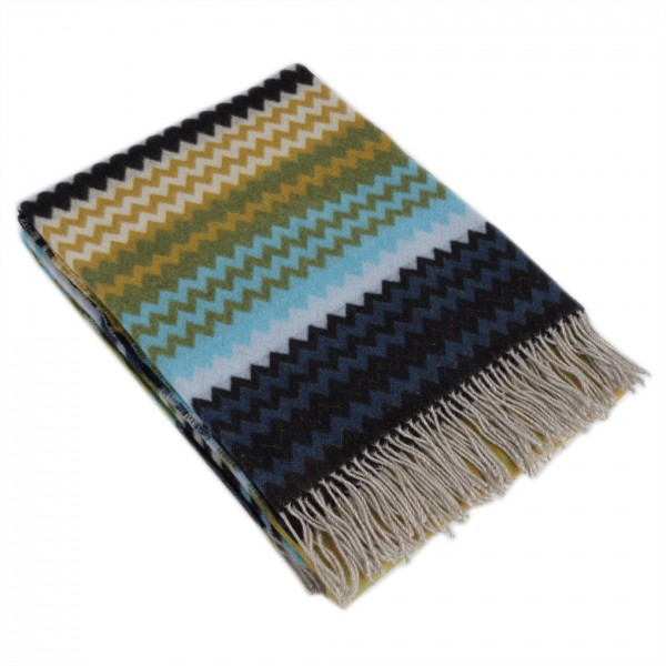 Missoni Home Plaid HUMBERT, 130x190cm, Farbe 70