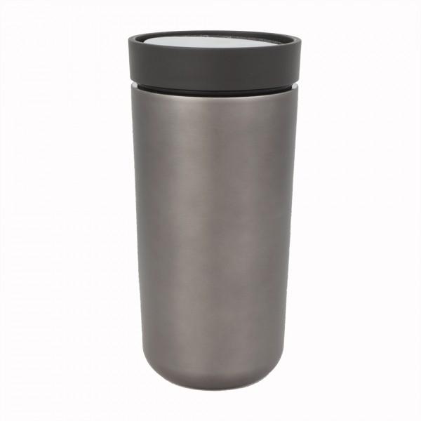 To go click, Thermobecher schwarz metallic 0,4 Liter