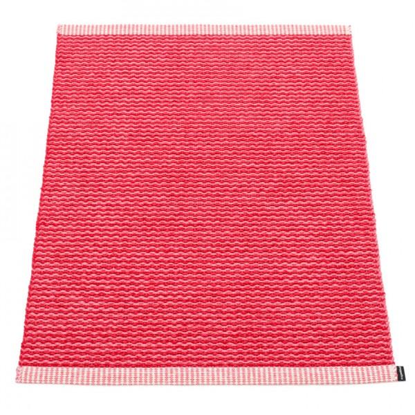 Mono Teppich Cherry Pink 60x85cm