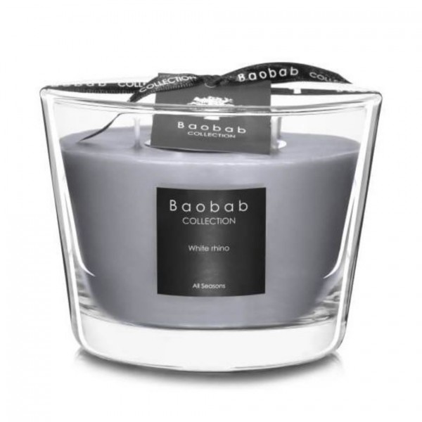 Baobab Duftkerze White Rhino Max10