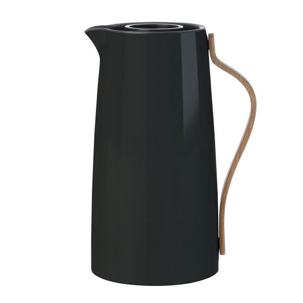 Emma Isolierkanne Kaffee, soft black