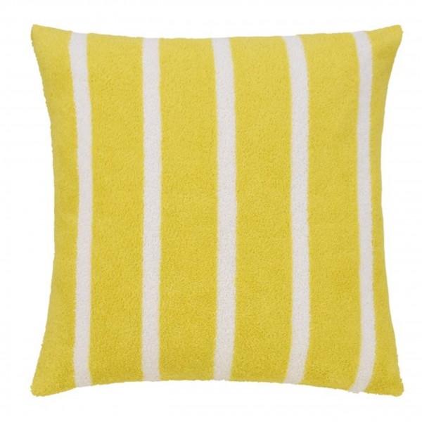 BEACH Kissenhülle 50x50cm yellow SALE