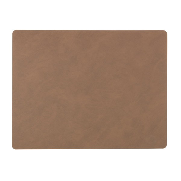 Nupo Table Mat Square L brown
