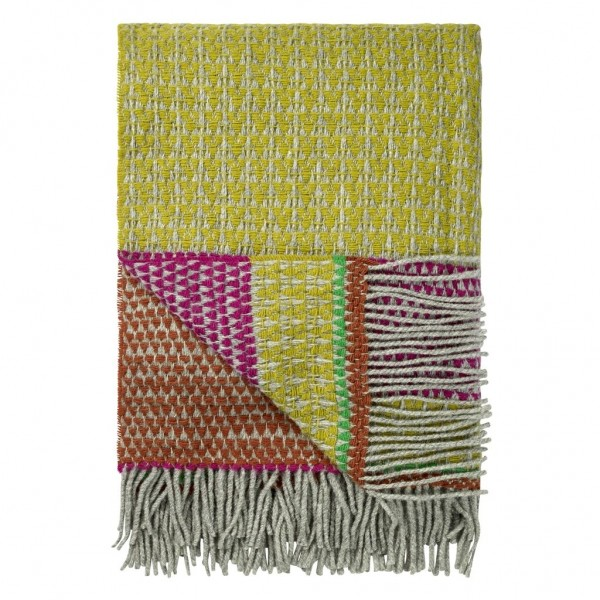 Jala Moss Throw Plaid 130x180cm SALE
