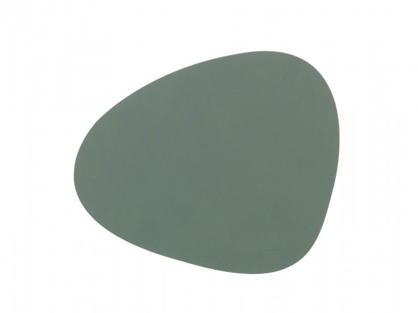 Nupo Table Mat Curve S pastel green