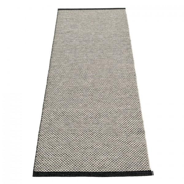 EFFI Teppich Black 70x200cm