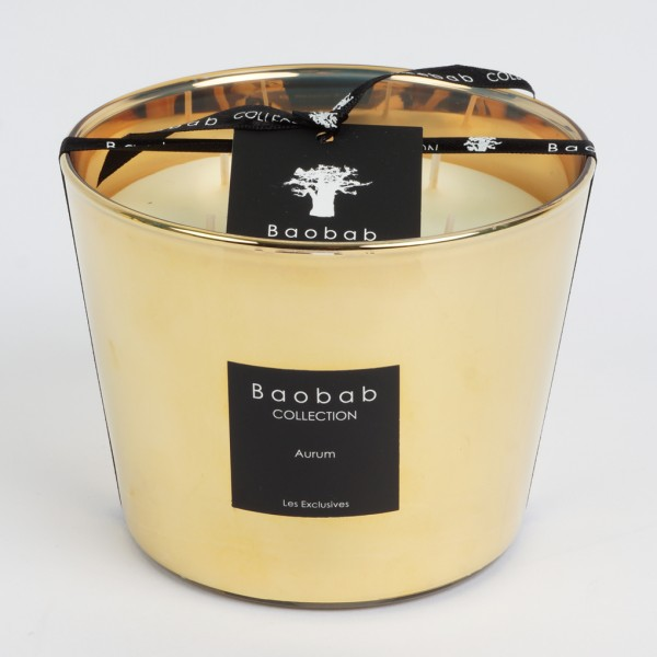 Baobab Duftkerze Aurum Max 10