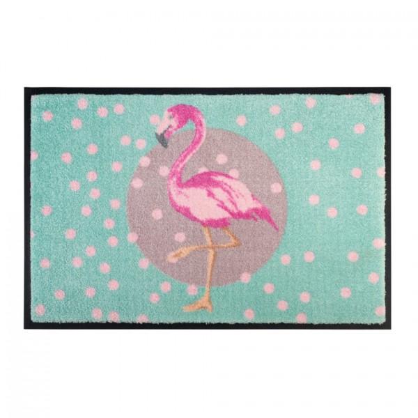 Fussmatte Washables Flamingo, 50x75cm
