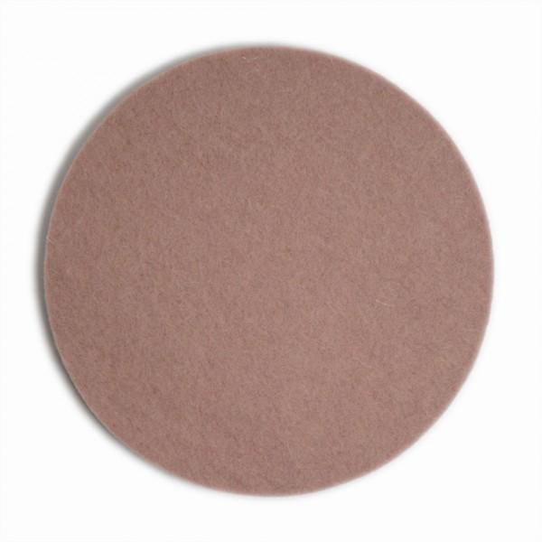 Untersetzer rund 10cm, Powder 51