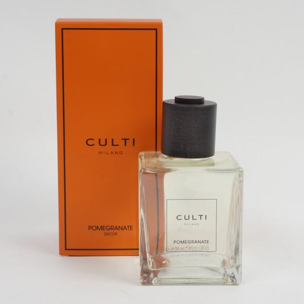 Raumduft Culti Decor Pomegranate (orange label) 500ml