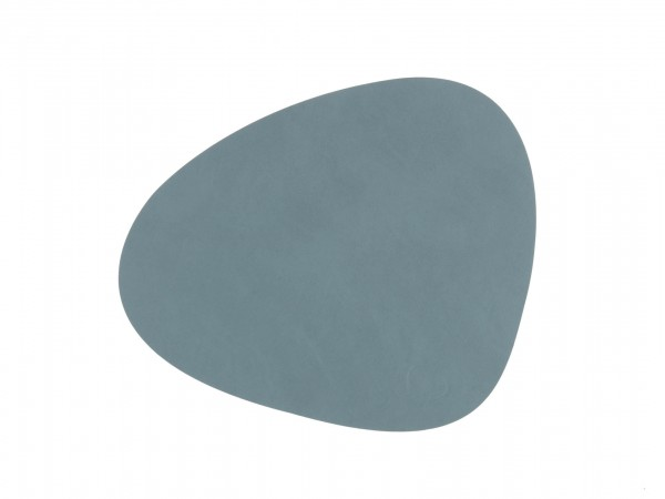 Nupo Table Mat Curve S light blue