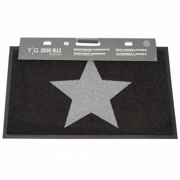 Shoe-Max Fussmatte, Big Star Midnight 45x75cm