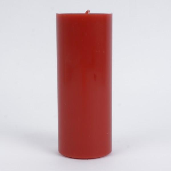 Stumpenkerze Ingwer Nr 543 20x8cm